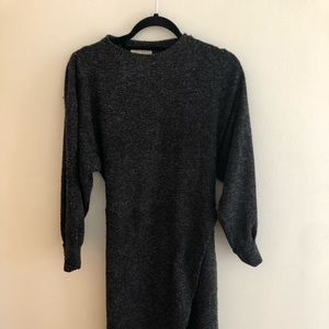 Zara sweater dress